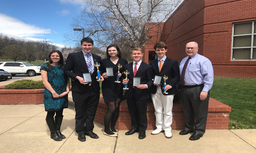 11 POTOMAC STUDENTS TO DEBATE AT NATIONAL TOURNAMENT
