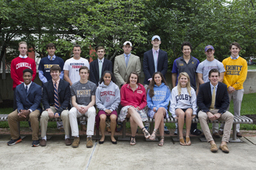 Seniors Commit to Play College Sports