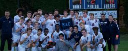 Boys Varsity Soccer Wins MAC Tournament Championship