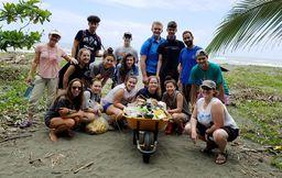 Students Perform On-Site Research in Costa Rica