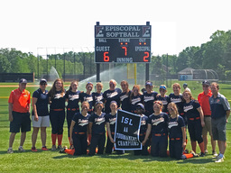Varsity Softball Wins ISL Tournament and Are ISL Co-Champions