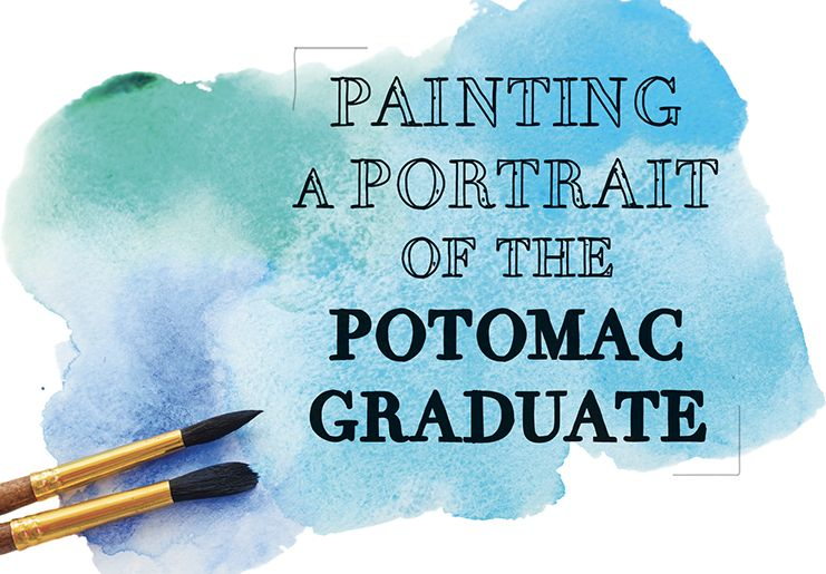 Painting a Portrait of the Potomac Graduate