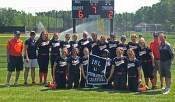 Potomac Softball Wins  ISL AA Tournament and Advances to Semifinals at States