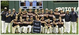 Varsity Baseball Wins MAC Tournament