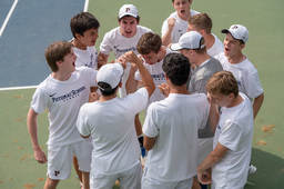 Stellar Season for Boys Varsity Tennis