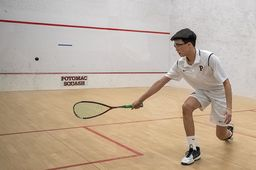 Boys Varsity Squash Wins League Championship
