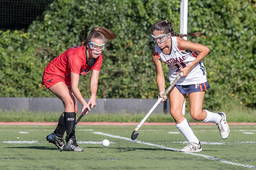 A Field Hockey Victory